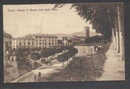 8882-LUCCA-PIAZZA S.MARIA VISTA DALLE MURA-FP - Lucca