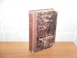 LIBRO LETTURE FRANCESI SCELTI ESEMPLARI IN POESIA LUCIANO CHARREL  1881 PAGINE 447 - Libri, Riviste, Fumetti