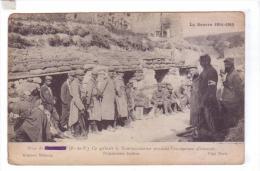 Occupation Allemande Kommandantur Prisonniers Boches Brassard Croix Rouge Censor Field Post Office Letter - Guerre 1914-18