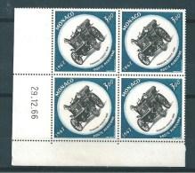 Monaco PA  De 1967 N°91  Neuf ** En Coin Daté - Luftfahrt
