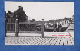 Photo ancienne - Port � identifier - Bateau Esp�rance 690F - Bretagne ?