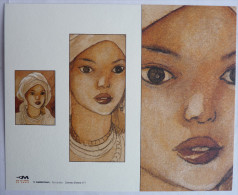 EX LIBRIS - FERRANDEZ  - CARNETS D'ORIENT 1999 - Illustrators D - F