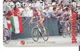 Switzerland - Sporthilfe - Cycling - Pascal Richard
