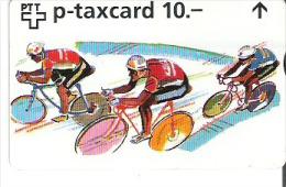 Switzerland -  Cycling - Z�rich-Sechstagerennen