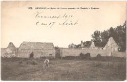 Dépt 77 - ARBONNE - Ruines De L´ancien Monastère De Baudelu - Extérieur - Autres Communes