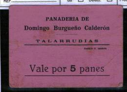BADAJOZ (TALARRUBIAS) - [ 3] 1936-1939 : Guerra Civil