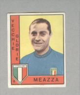 MEAZZA..PANINI 1961...CALCIO ..MUNDIAL....SOCCER..WORLD CUP....FOOTBALL..FIFA - Trading Cards