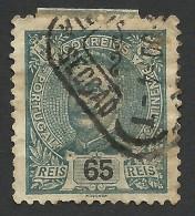Portugal, 65 R. 1898, Sc # 120, Mi # 149, Used - 1892-1898 : D.Carlos I