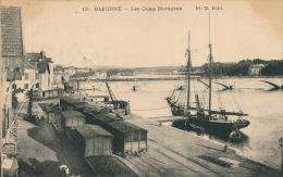 BAYONNE - Les Quais Maritimes - Bayonne