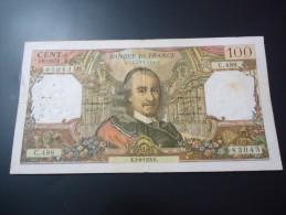 1970 FRANCE RARE 100 FRANCS ( P 149c ) - 1962-1997 ''Francs''
