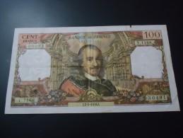 1978 FRANCE RARE 100 FRANCS ( P 149f ) - 1962-1997 ''Francs''