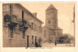 CHAMBOULIVE - La Poste - Other Municipalities