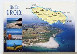 GROIX  ENV DE LORIENT - Groix