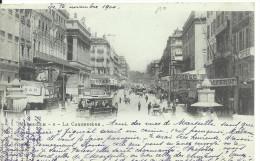 13_42 Marseille La Cannebière Belle Correspondance - The Canebière, City Centre