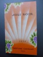 Joli Soir Parfums Cheramy Paris 1959