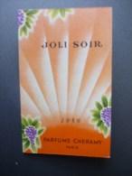Joli Soir Parfums Cheramy Paris 1959 2