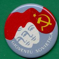 DISTINTIVO GIOVENTU' SOVIETICA PARTITO COMUNISTA - Pin's