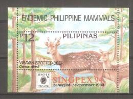Hb-79 Filipinas - Animalez De Caza