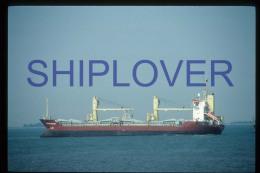 diapositive authentique cargo NORRSUNDET (r�f. D3948) - ship 35 mm photo slide - bateau/ship/schiff