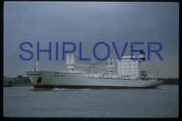 diapositive authentique cargo SPRING BEAR (r�f. D3954) - ship 35 mm photo slide - bateau/ship/schiff