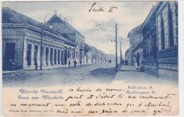 Serbia - Gruss Aus Werschetz - Vrsac - Varset - Residenzgasse - Serbien