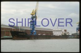 diapositive authentique cargo SORMOVSKY 3053 (r�f. D3960) - ship 35 mm photo slide - bateau/ship/schiff