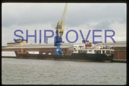 diapositive authentique cargo SORMOVSKY 3053 (r�f. D3961) - ship 35 mm photo slide - bateau/ship/schiff