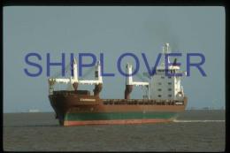 diapositive authentique cargo EGMONGRACHT (r�f. D3984) - ship 35 mm photo slide - bateau/ship/schiff