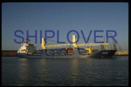 diapositive authentique cargo ALSTERN en 1992 (r�f. D3998) - ship 35 mm photo slide - bateau/ship/schiff