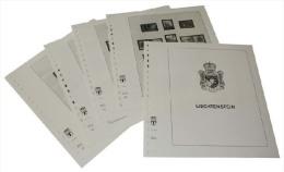 Lindner T Vordruckblätter T178/03 2014 Liechtenstein - Jahrgang 2014 - Pre-Impresas
