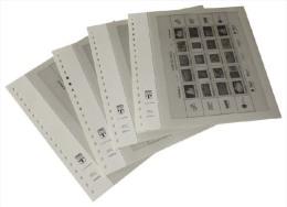 Lindner T Vordruckblätter T209PM/E 2014 Österreich Personalisierte Einzelmarken Der ÖSD - Jahrgang 2014 - Pre-Impresas