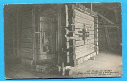 OVA1266, Château De Valangin, Cage Des Condamnés à Mort, Circulée 1910 - NE Neuchatel