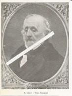 Ronco Sopra Ascona, Svizzera, Pittore Antonio Ciseri 1930, Gino Capponi, Cm. 10 X 14. - Historical Documents