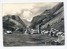 CPSM Val D'Isère - Vue Générale Et Les Gorges. - Val D'Isere