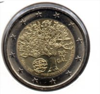Portugal.  2 € 2007.  Présidence De L'Union Européenne - Portugal