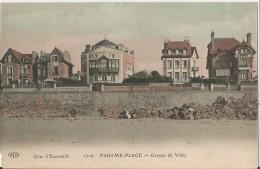 PARAME -plage - Groupe De Villas - 2706 - Parame