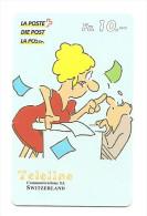 SWITZERLAND/ SUISSE - Teleline - Comics