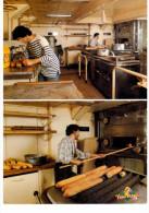 Le Victor Pleven (chalutier) - Le Cuisinier,le Boulanger - Visvangst