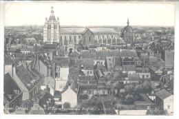 CPA 59 - DOUAI - Vue Sur St Pierre Prise Du Beffroi - Douai