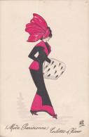 Mode Parisienne - Toilettes D'Hiver (Illustrateur Bill) - Unclassified
