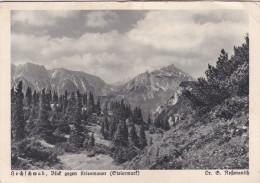 1940 D. Reich, Feldpost BESSERE Ansichtskarte Hochschwab/Fp. Nr. 38736 F. MK