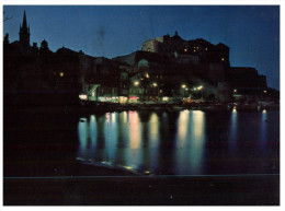 (3333 ORL) France - Corsica Calvi Citadelle + Inconnue - Return To Sender Red Postmark At Back Of Card - Corse