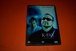 K PAX   AVEC KEVIN SPACEY ET JEFF BRIDGES - DVDs