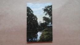 38940 POSTCARD: BERKSHIRE: Windsor Castle From Romney Island. - Windsor Castle