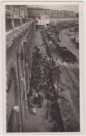 Afrique,Algérie,ALGER LE 23 SEPTEMBRE 1931,document Unique,la Gare,militaires  Français,waggon,trés Rare - Photos