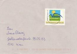 """1308v: Personalisierte Österreich """"Sonnendorf Www.virgen.at"""" Auf Bedarfsbrief - Personalisierte Briefmarken"""