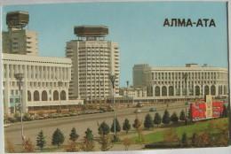 Alma - Ata / Kazakhstan / ex USSR - 1986
