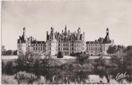 Cpa,le Chateau De Chambord,édifié Sur Ordre De François 1er Entre 1519 Et 1547,au Bord Du Casson,loir Et Cher,41