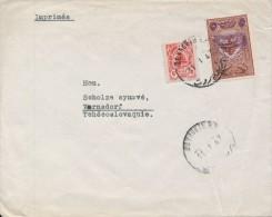 I9537 - Lebanon (1947) Beyrouth (letter - Imprimé) - Liban