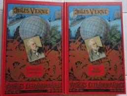 Coffret 100 Ans D´aventures - Jules Verne - ( Michel Strogoff & Le Tour Du Monde En 80 Jours ) - ( Tirage Limité ) . - Avventura